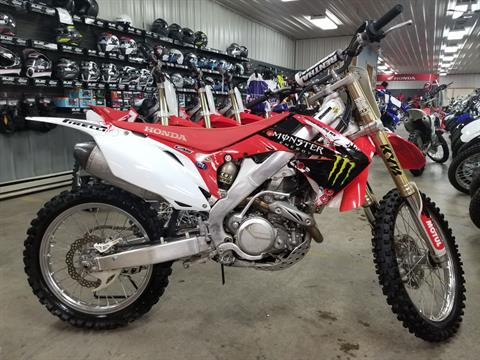 2012 Honda CRF®450R in Spring Mills, Pennsylvania - Photo 1