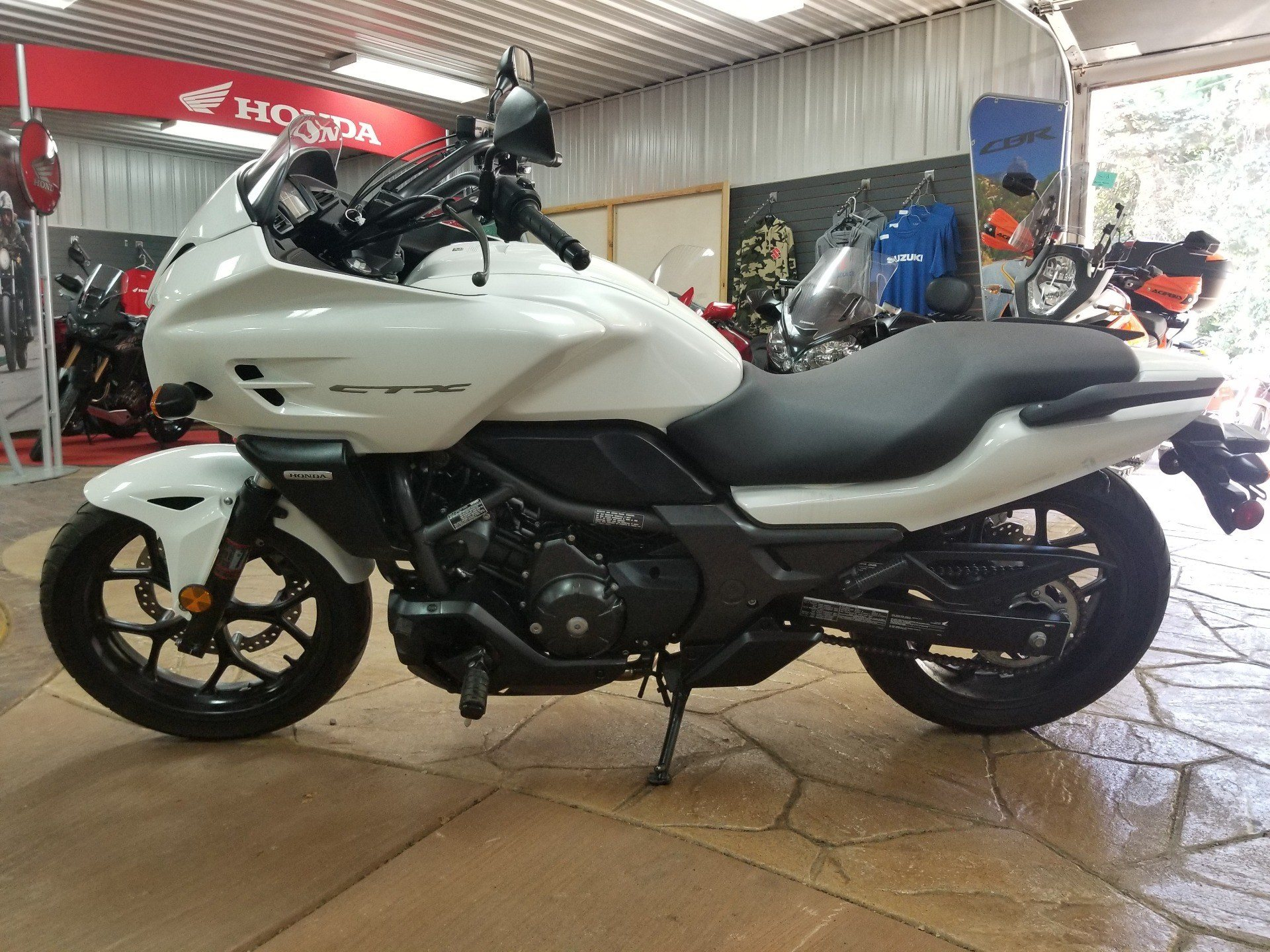2014 Honda CTX®700 in Spring Mills, Pennsylvania - Photo 2