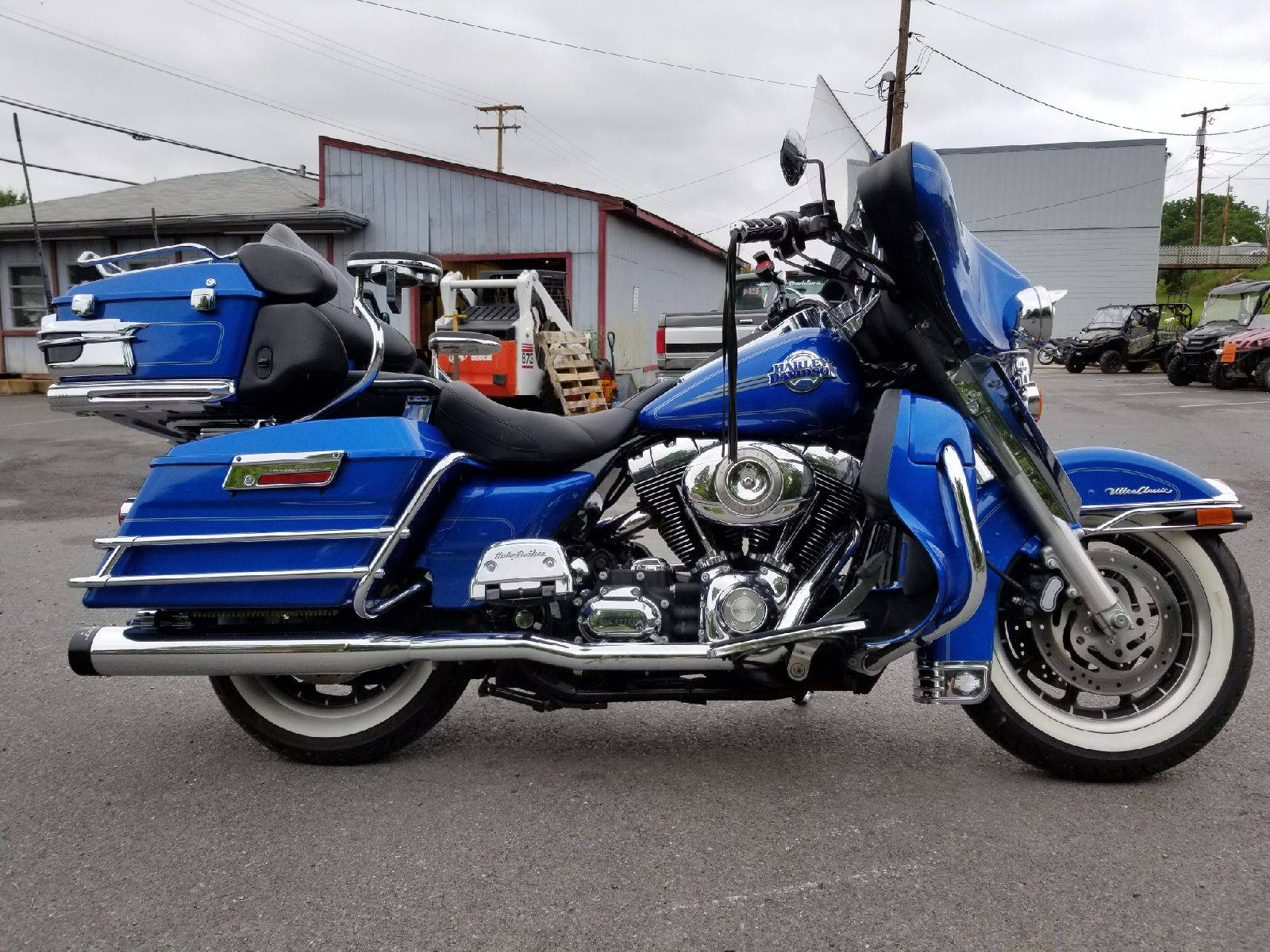 2007 Harley-Davidson Ultra Classic® Electra Glide® in State College, Pennsylvania