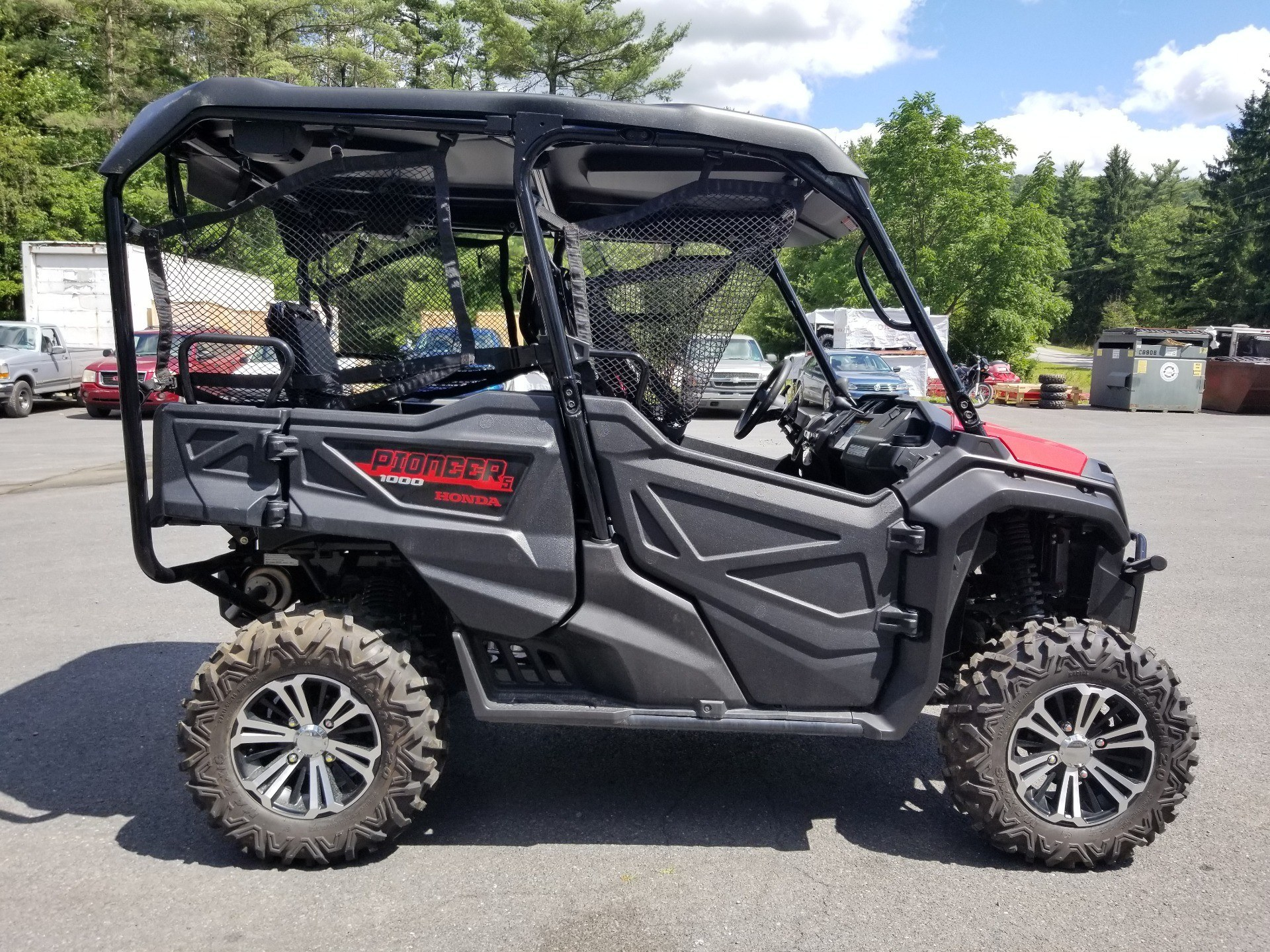 2019 Honda Pioneer 1000-5 in Spring Mills, Pennsylvania - Photo 2