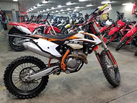 2016 KTM 350 XC-F in Spring Mills, Pennsylvania - Photo 1