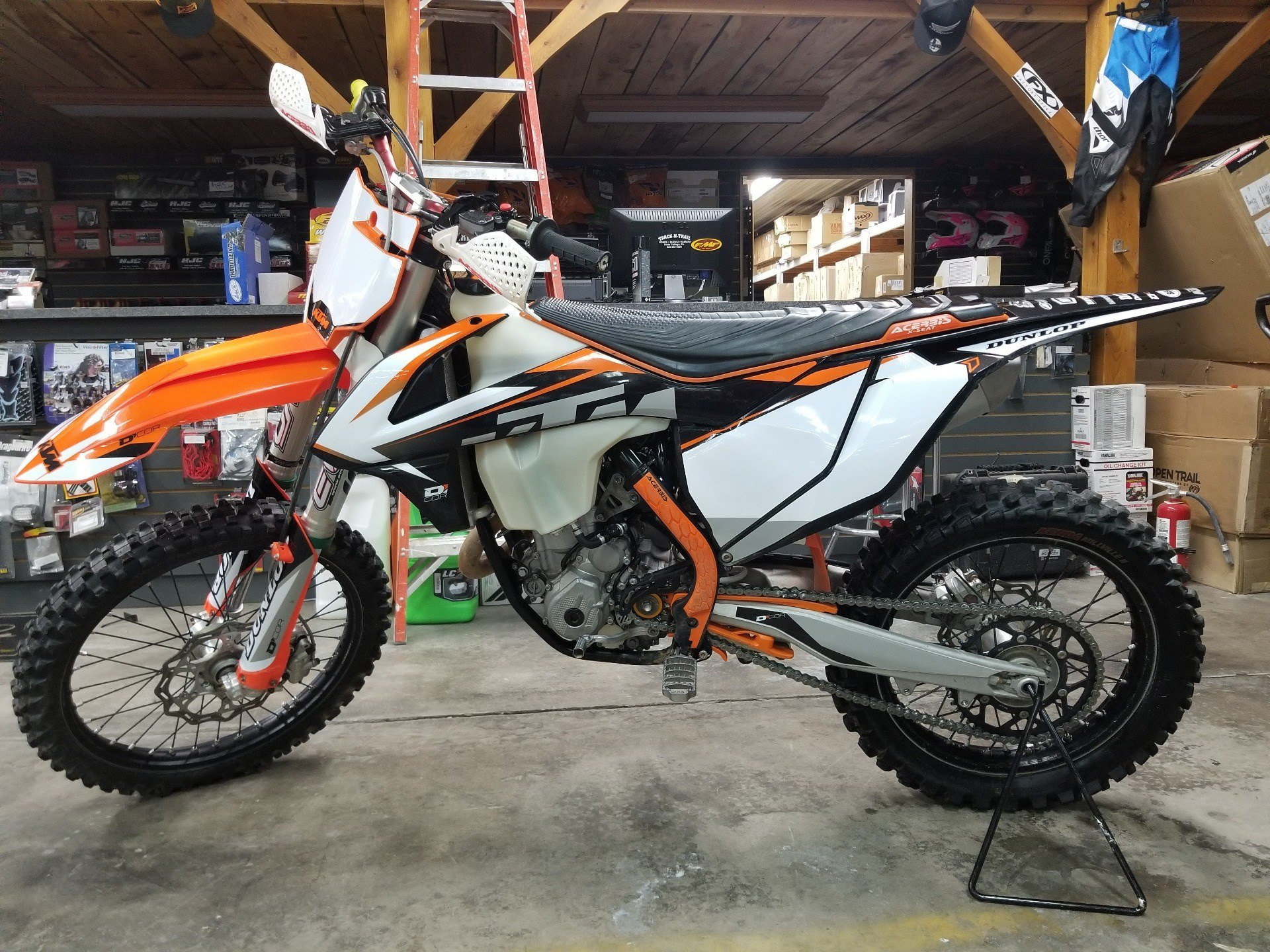 2016 KTM 350 XC-F in Spring Mills, Pennsylvania - Photo 2
