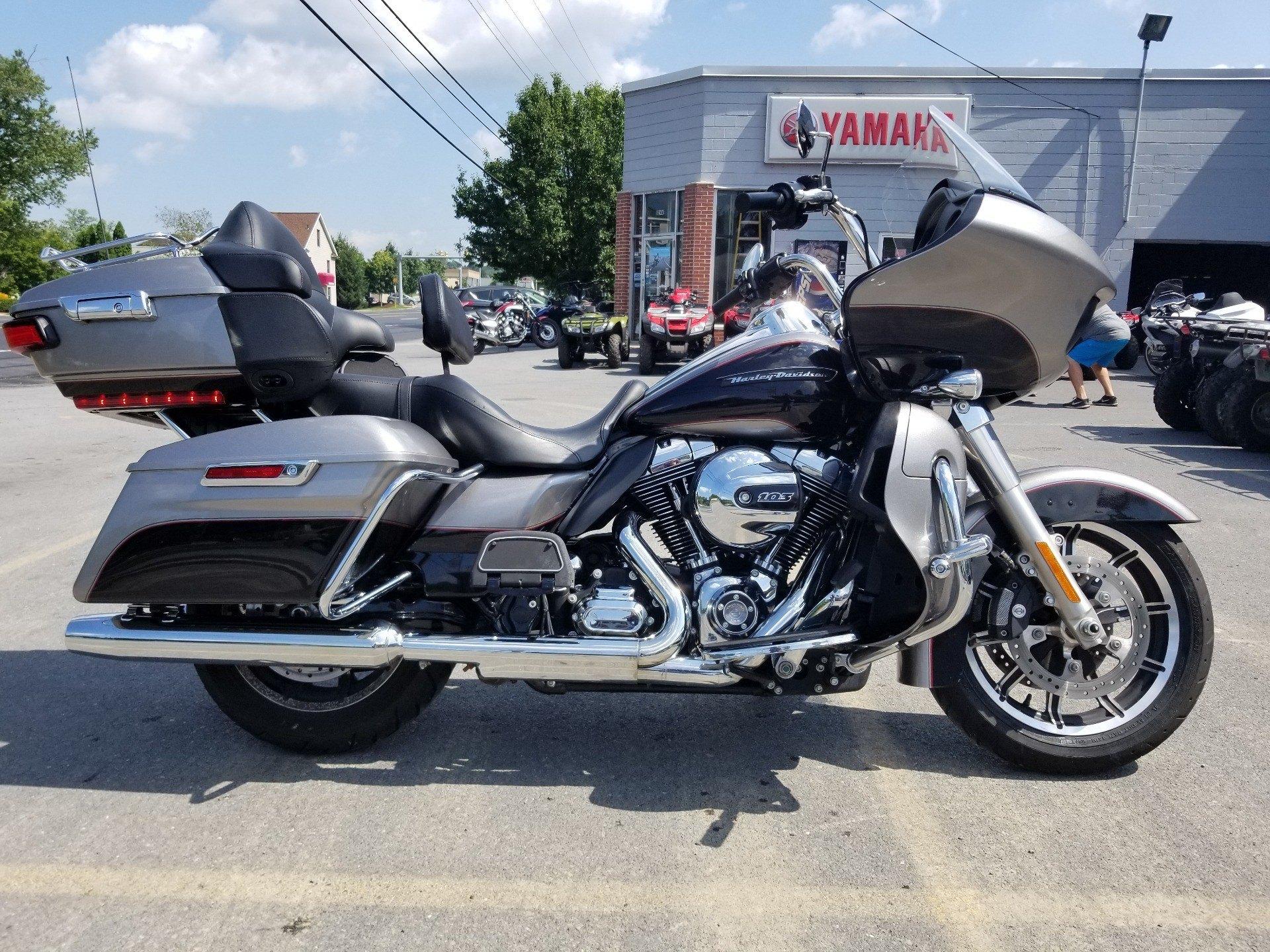 Harley Davidson Used >> Used 2016 Harley Davidson Road Glide Ultra Motorcycles In Spring