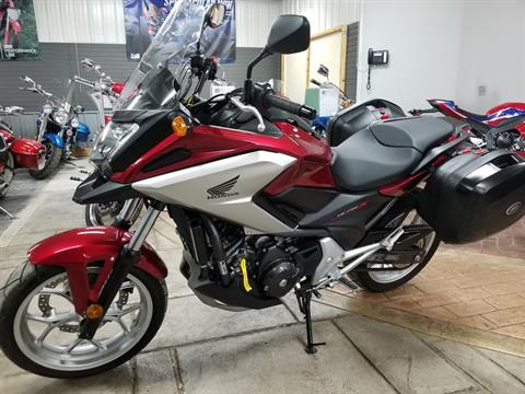 2018 Honda NC750X in Spring Mills, Pennsylvania - Photo 2