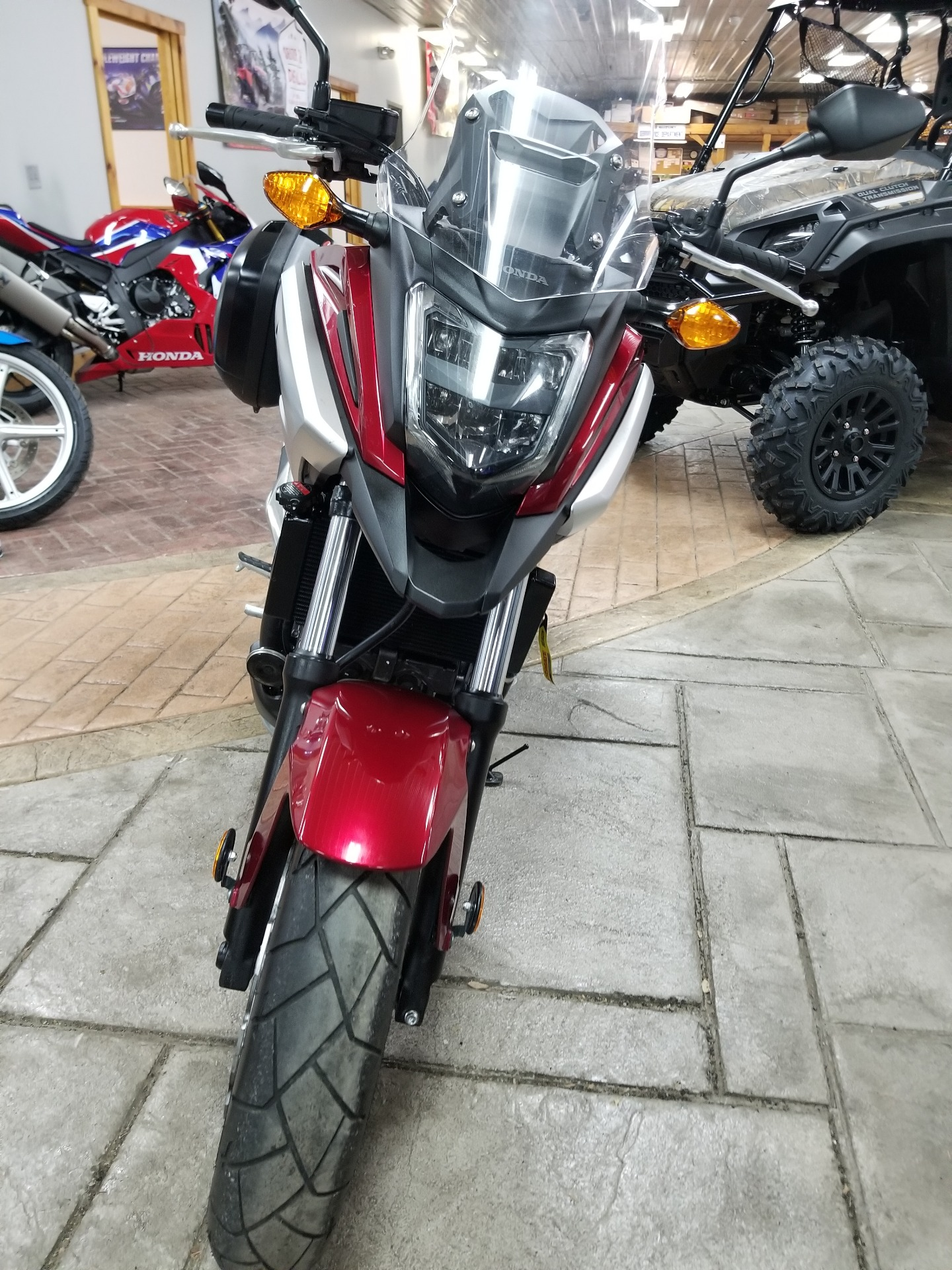 2018 Honda NC750X in Spring Mills, Pennsylvania - Photo 3