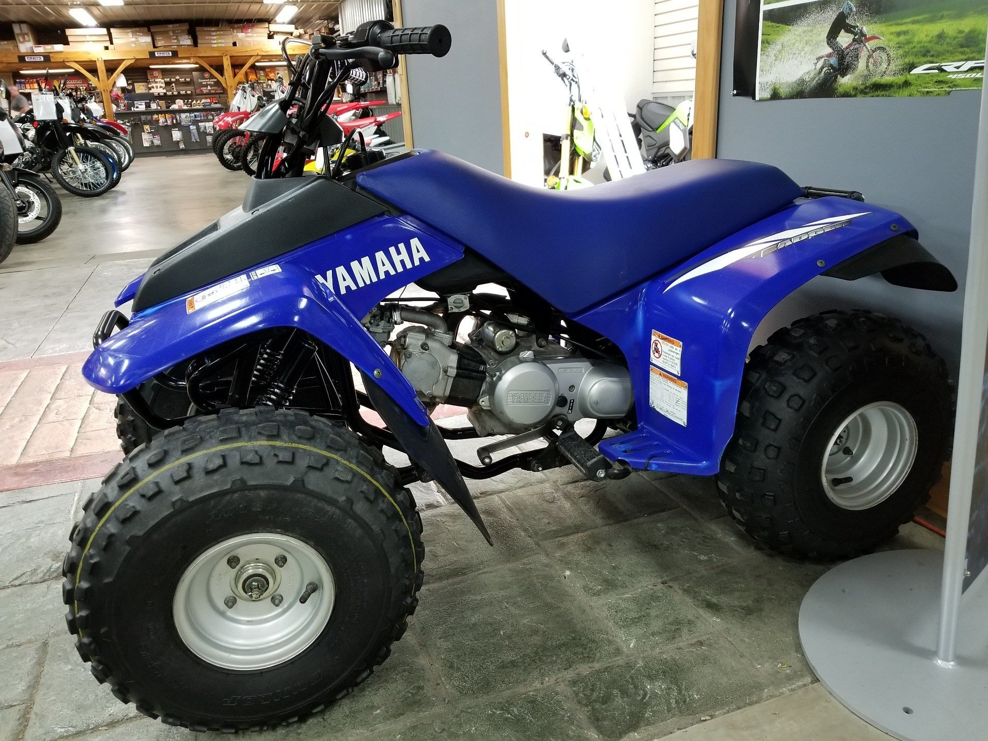 2001 Yamaha Badger in Spring Mills, Pennsylvania - Photo 2