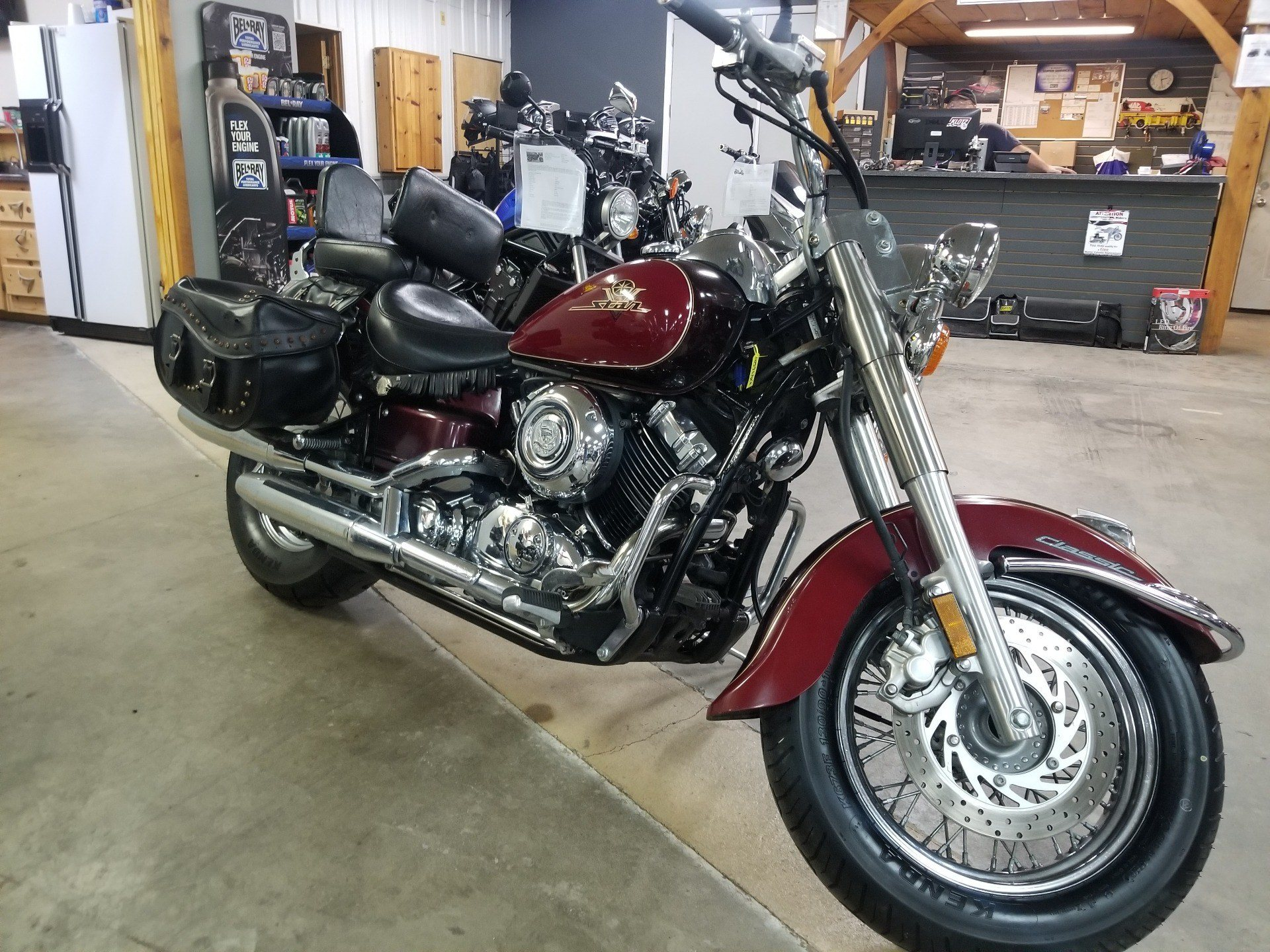 1998 Yamaha VSTAR 650 CLASSIC in Spring Mills, Pennsylvania - Photo 1