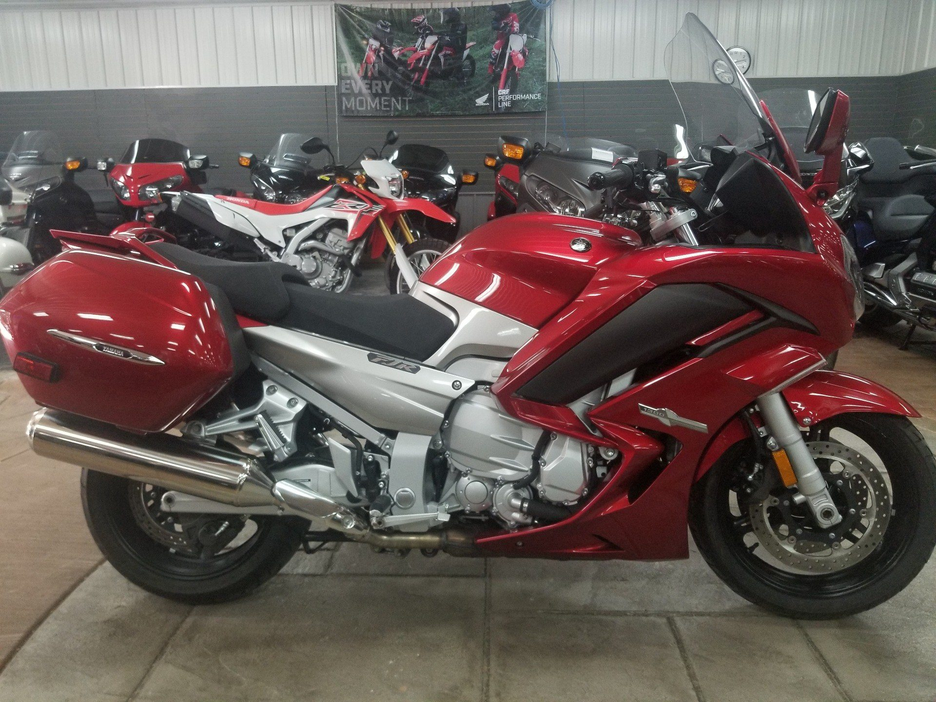 2014 Yamaha FJR1300A in Spring Mills, Pennsylvania - Photo 1