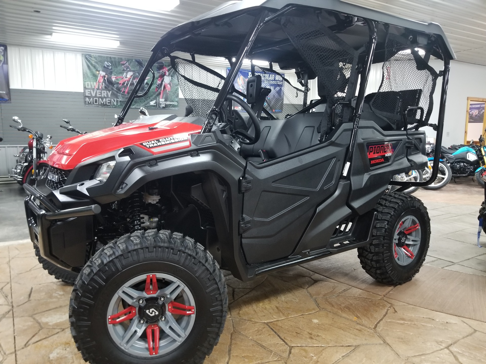 2021 Honda Pioneer 1000-5 in Spring Mills, Pennsylvania - Photo 1