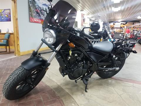 2017 Honda Rebel 500 in Spring Mills, Pennsylvania - Photo 2