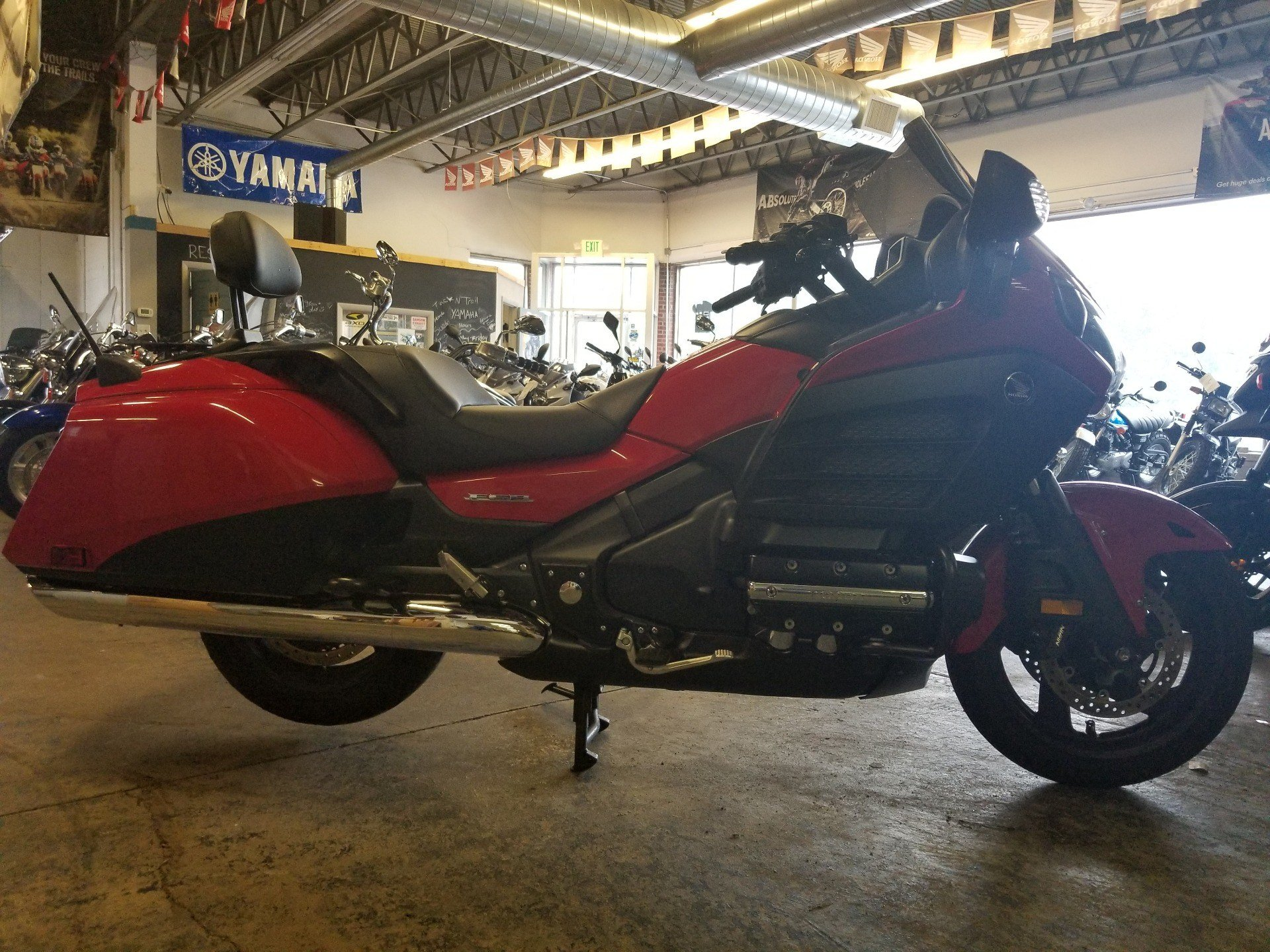 2013 Honda Gold Wing® F6B Deluxe in Spring Mills, Pennsylvania - Photo 1