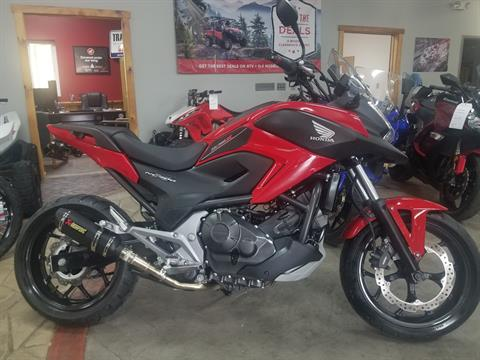 2014 Honda NC700X® in Spring Mills, Pennsylvania - Photo 1