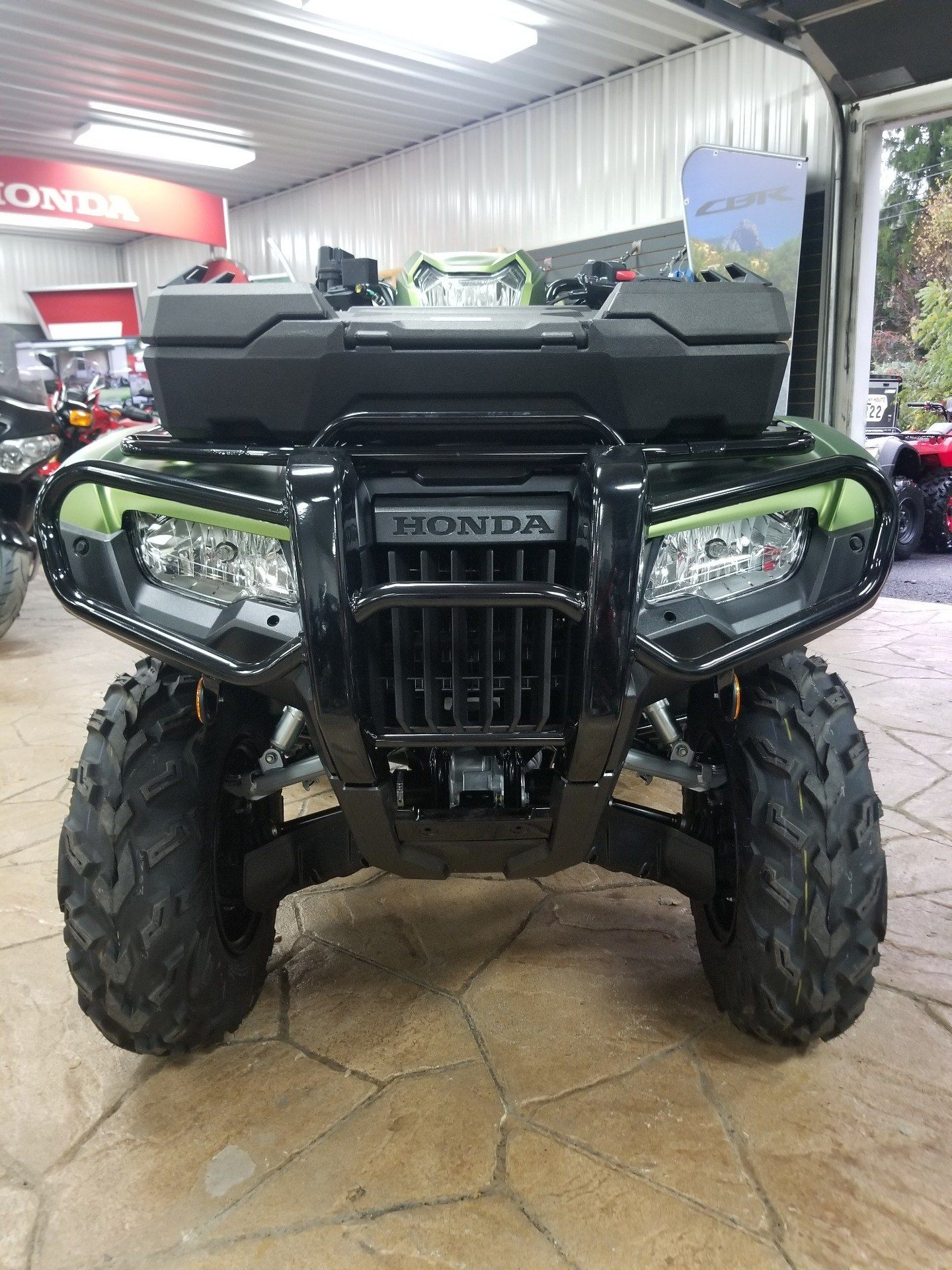 2020 Honda FourTrax Foreman Rubicon 4x4 Automatic DCT EPS Deluxe in Spring Mills, Pennsylvania - Photo 3