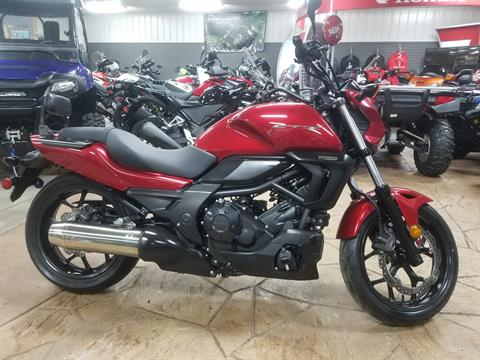 2014 Honda CTX®700N in Spring Mills, Pennsylvania - Photo 1