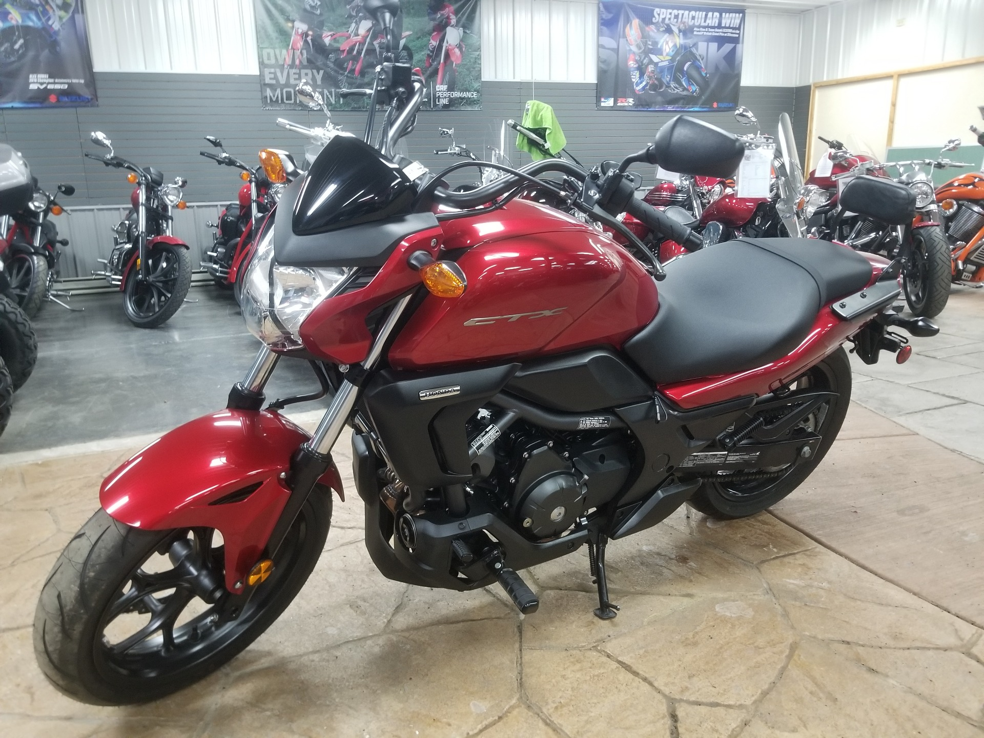 2014 Honda CTX®700N in Spring Mills, Pennsylvania - Photo 2