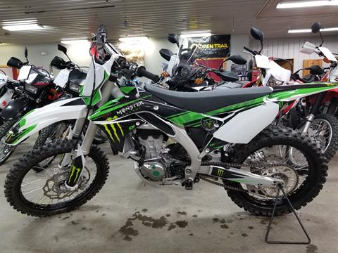 2017 Kawasaki KX450F in Spring Mills, Pennsylvania - Photo 2