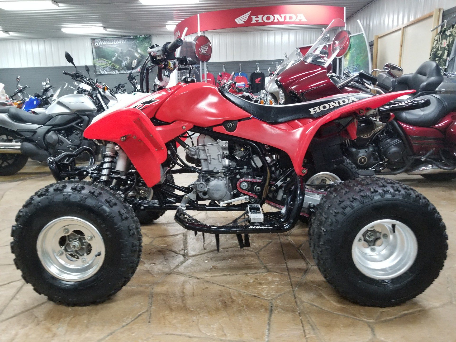 2013 Honda TRX®450R in Spring Mills, Pennsylvania - Photo 2
