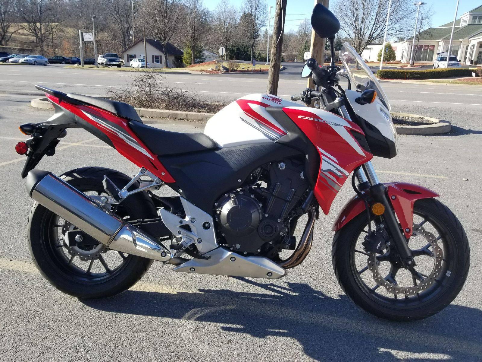 2015 Honda CB500F In State College Pennsylvania