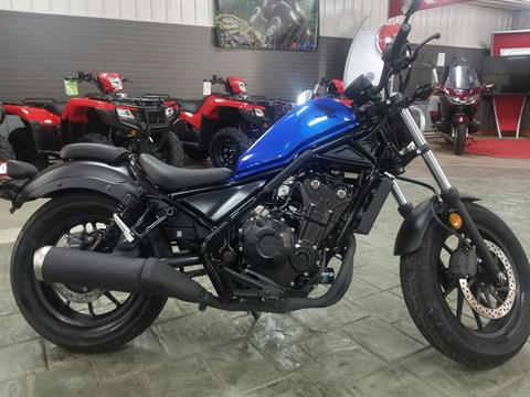 2018 Honda Rebel 500 in Spring Mills, Pennsylvania - Photo 1