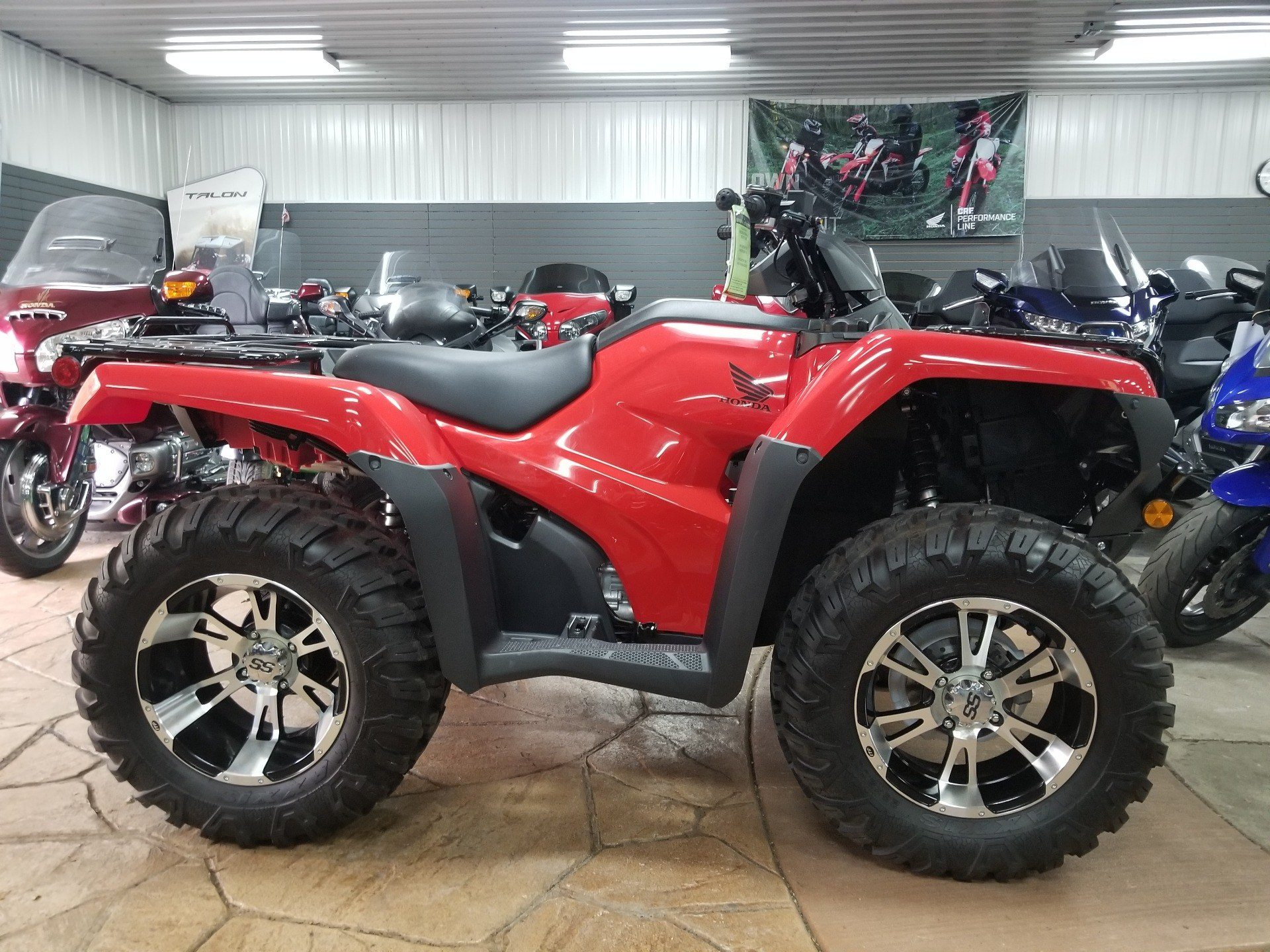 2020 Honda FourTrax Rancher 4x4 Automatic DCT EPS in Spring Mills, Pennsylvania - Photo 1