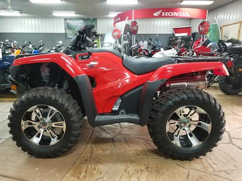 2020 Honda FourTrax Rancher 4x4 Automatic DCT EPS in Spring Mills, Pennsylvania - Photo 2