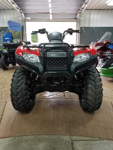 2020 Honda FourTrax Rancher 4x4 Automatic DCT EPS in Spring Mills, Pennsylvania - Photo 3