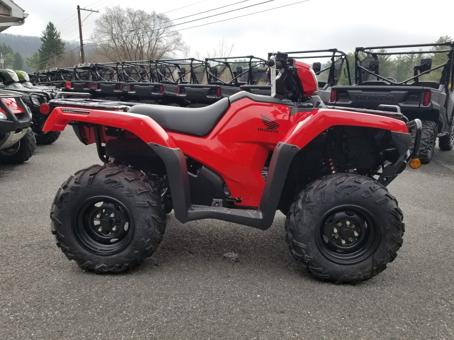 2019 Honda FourTrax Foreman Rubicon 4x4 Automatic DCT in Spring Mills, Pennsylvania - Photo 1