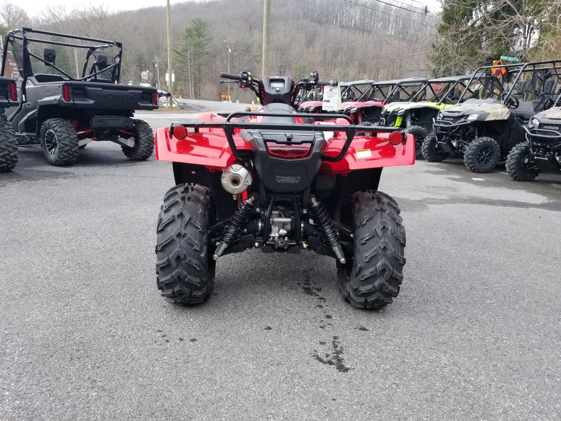 2019 Honda FourTrax Foreman Rubicon 4x4 Automatic DCT in Spring Mills, Pennsylvania - Photo 4