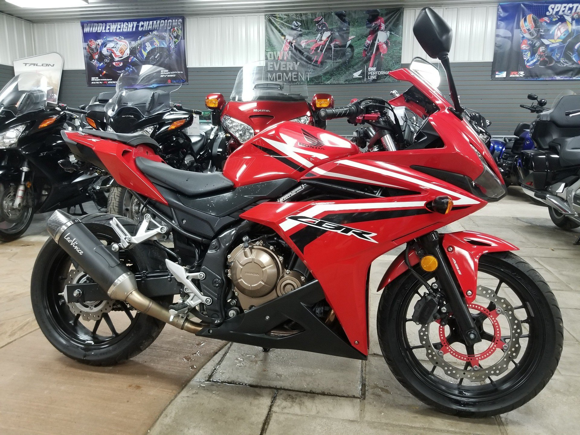 Used 2017 Honda Cbr500r Abs