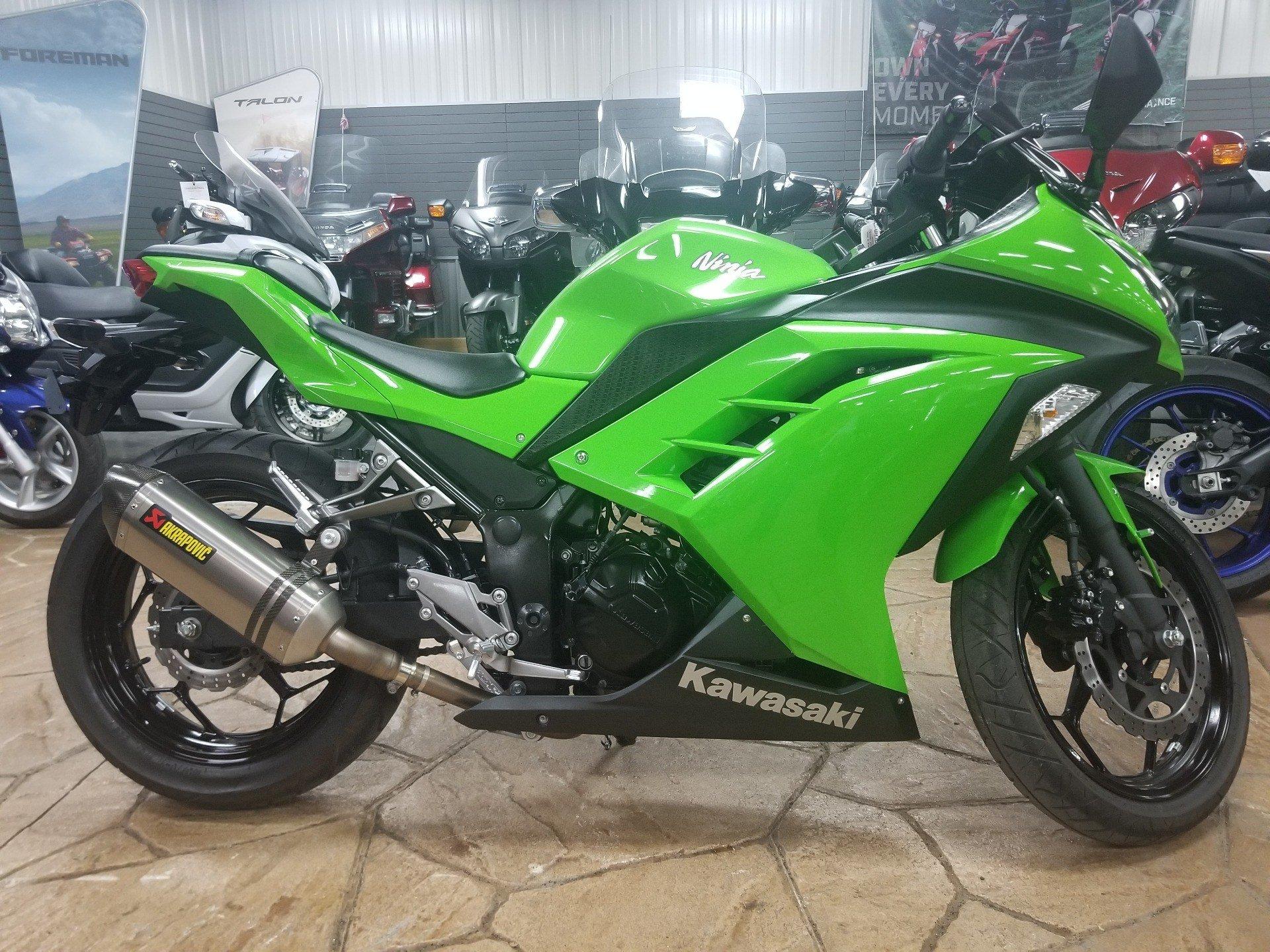 2015 Kawasaki Ninja 300 In Spring Mills Pennsylvania