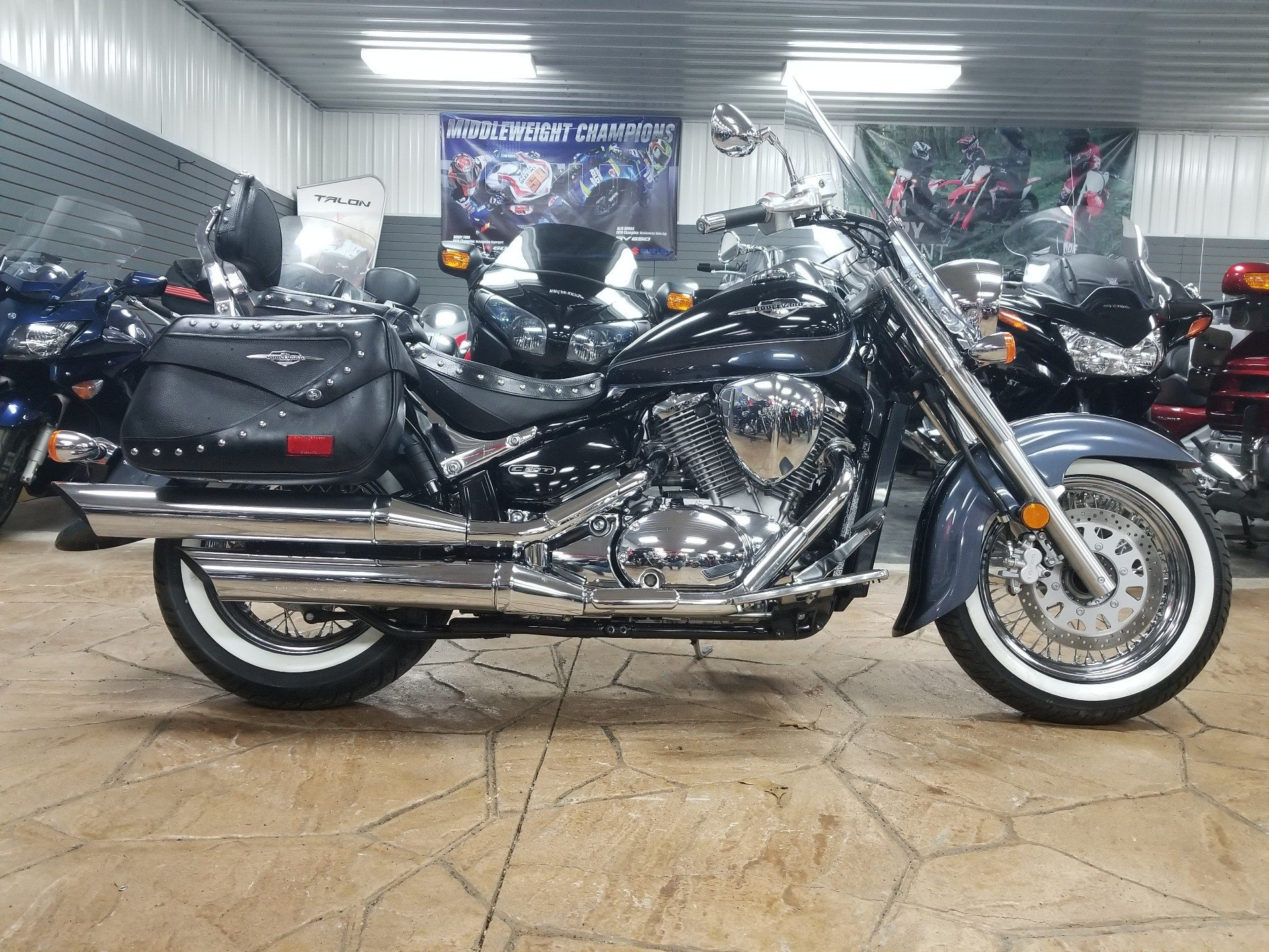 2011 Suzuki Boulevard C50T in Spring Mills, Pennsylvania - Photo 1
