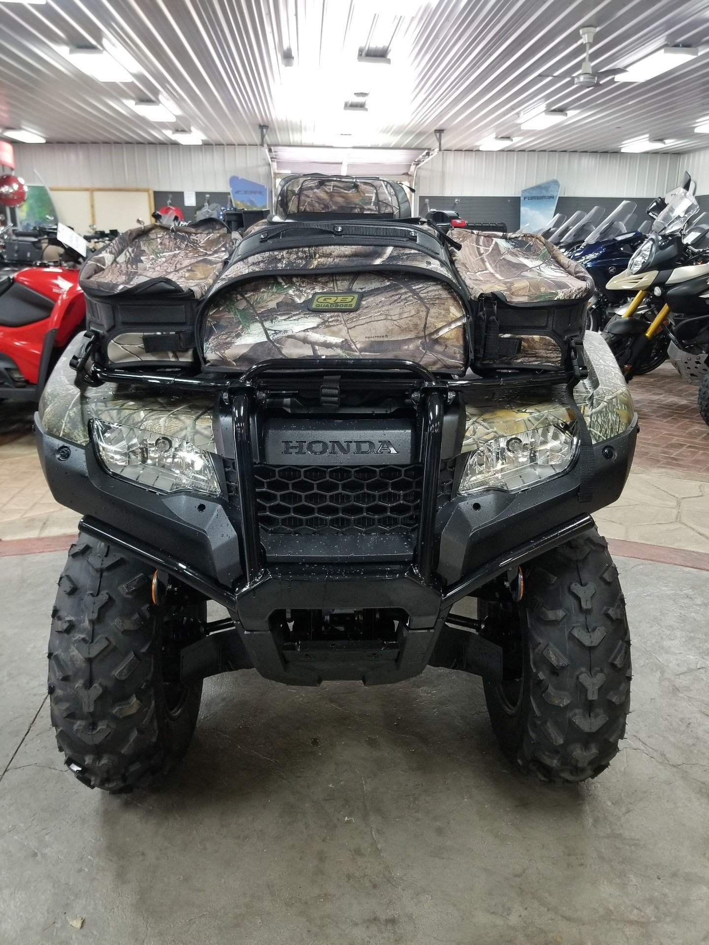2020 Honda FourTrax Rancher 4x4 ES in Spring Mills, Pennsylvania - Photo 3