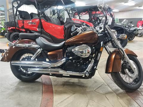 2018 Honda Shadow Aero 750 in Spring Mills, Pennsylvania - Photo 1