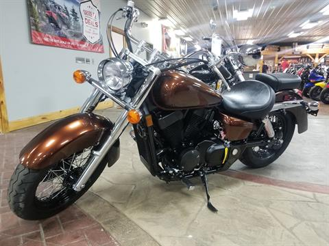 2018 Honda Shadow Aero 750 in Spring Mills, Pennsylvania - Photo 2