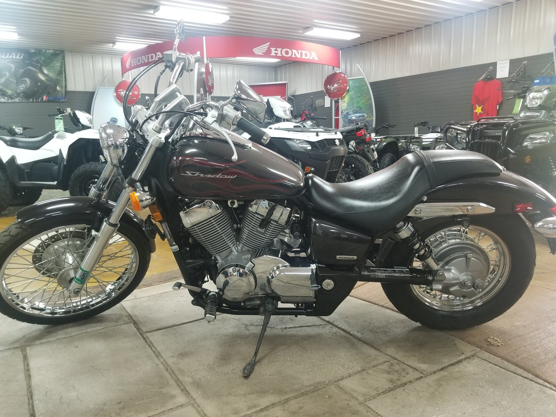 2009 Honda Shadow Spirit 750 in Spring Mills, Pennsylvania - Photo 2