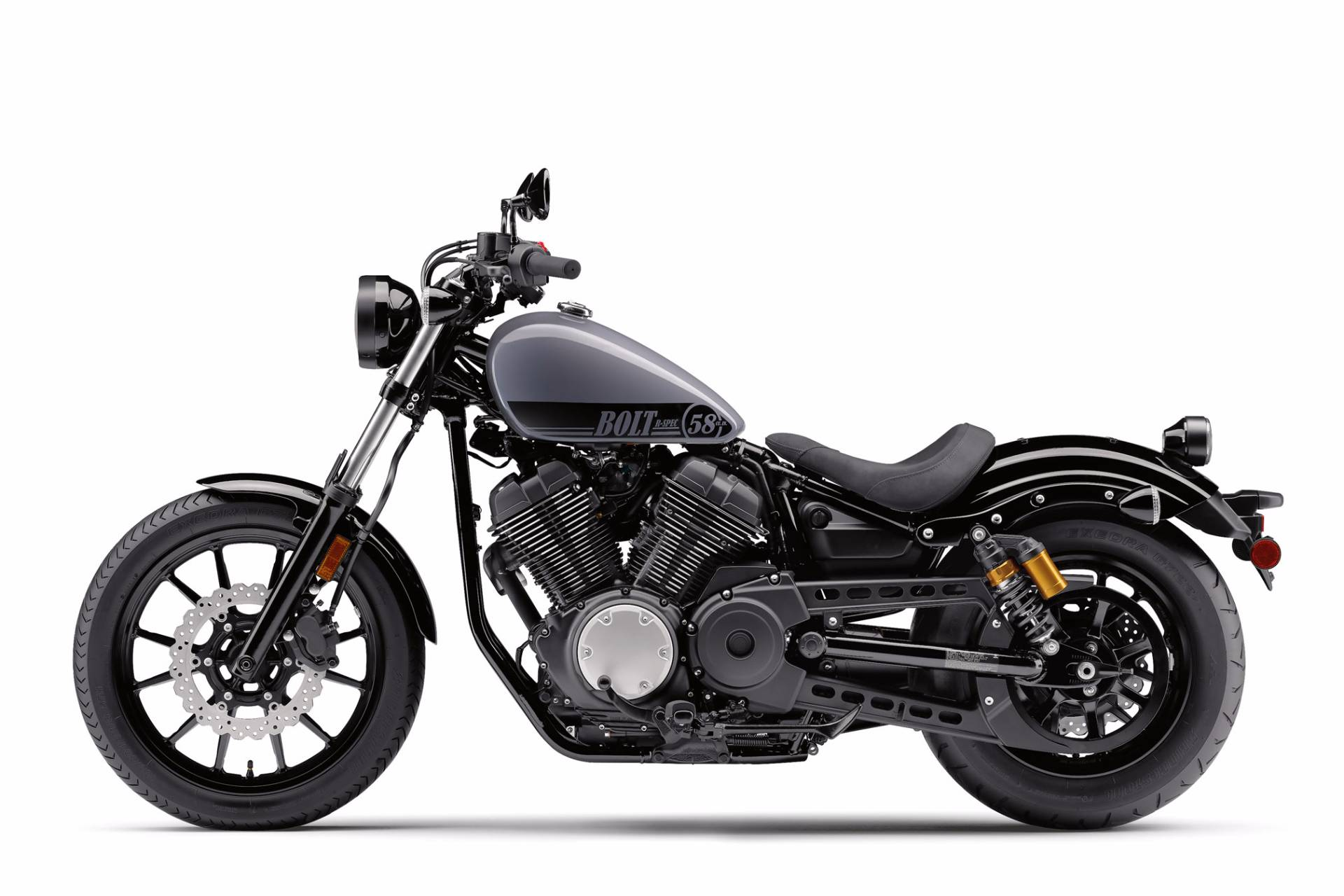 new 2018 yamaha bolt r spec motorcycles in state college pa. Black Bedroom Furniture Sets. Home Design Ideas