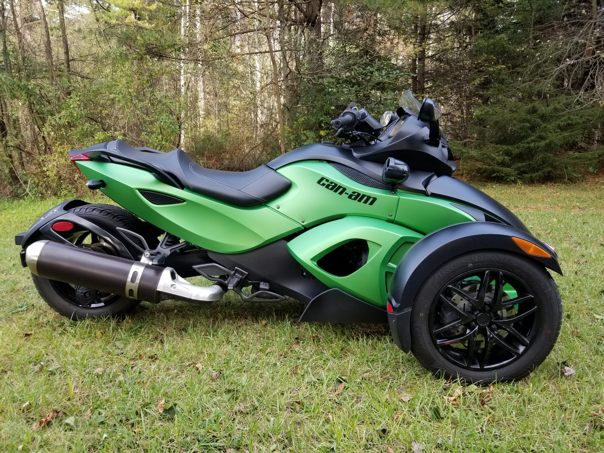 2012 Can-Am Spyder® RS-S SE5 in Spring Mills, Pennsylvania - Photo 1