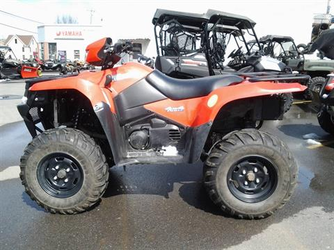2014 Suzuki KingQuad® 750AXi in State College, Pennsylvania
