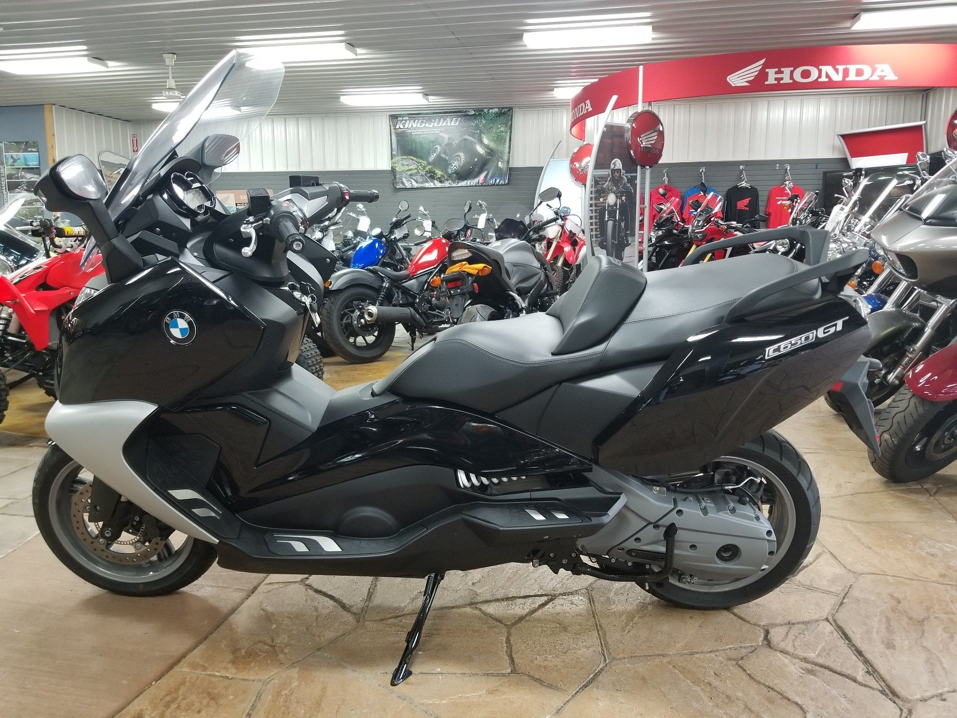 2018 BMW C 650 GT in Spring Mills, Pennsylvania - Photo 2