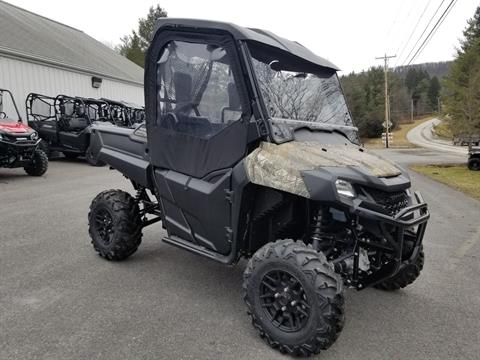 2020 Honda Pioneer 700 Deluxe in Spring Mills, Pennsylvania - Photo 1