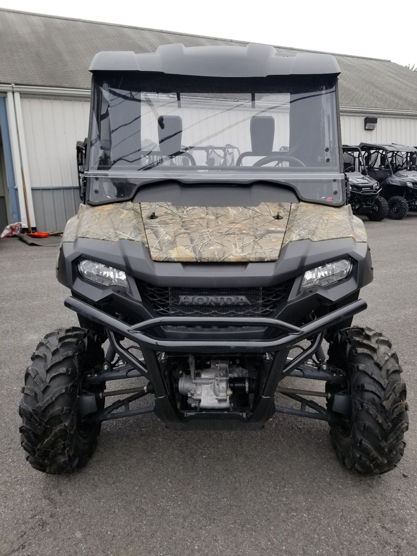 2020 Honda Pioneer 700 Deluxe in Spring Mills, Pennsylvania - Photo 3