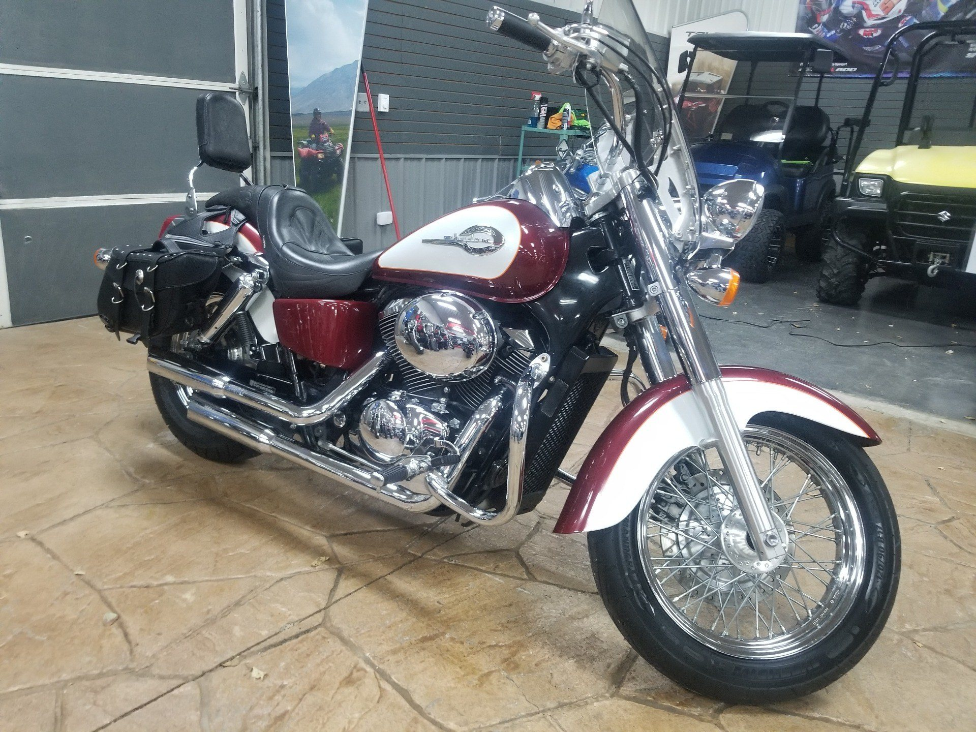 2001 Honda Shadow Ace 750 Deluxe in Spring Mills, Pennsylvania - Photo 1