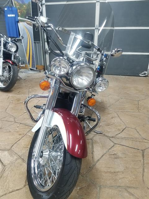 2001 Honda Shadow Ace 750 Deluxe in Spring Mills, Pennsylvania - Photo 3
