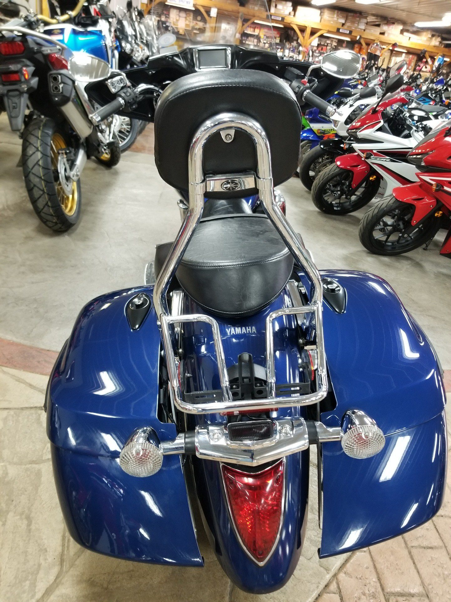 2013 Yamaha V Star 1300 Deluxe in Spring Mills, Pennsylvania - Photo 4