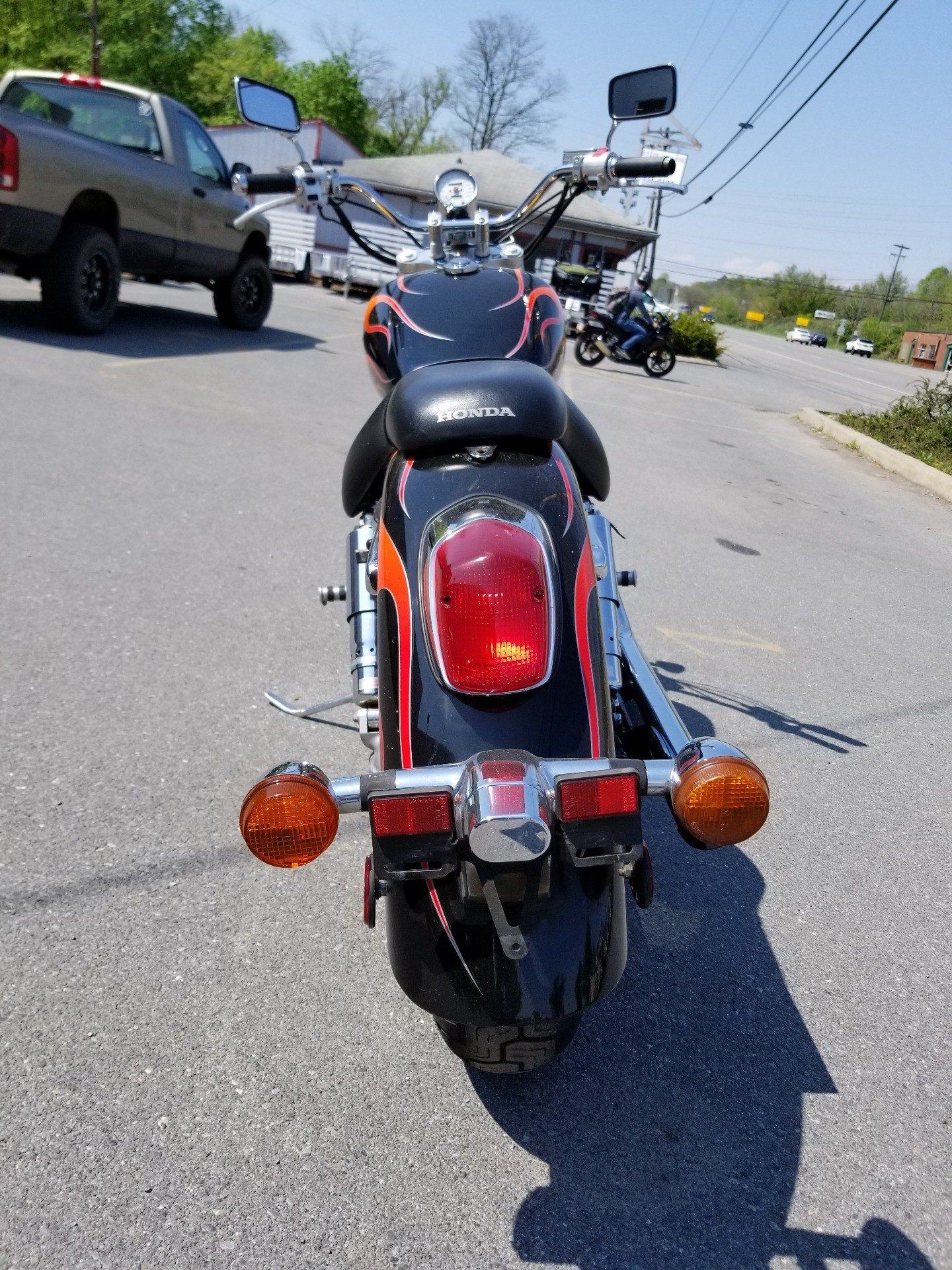 2007 Honda Shadow Sabre™ in State College, Pennsylvania