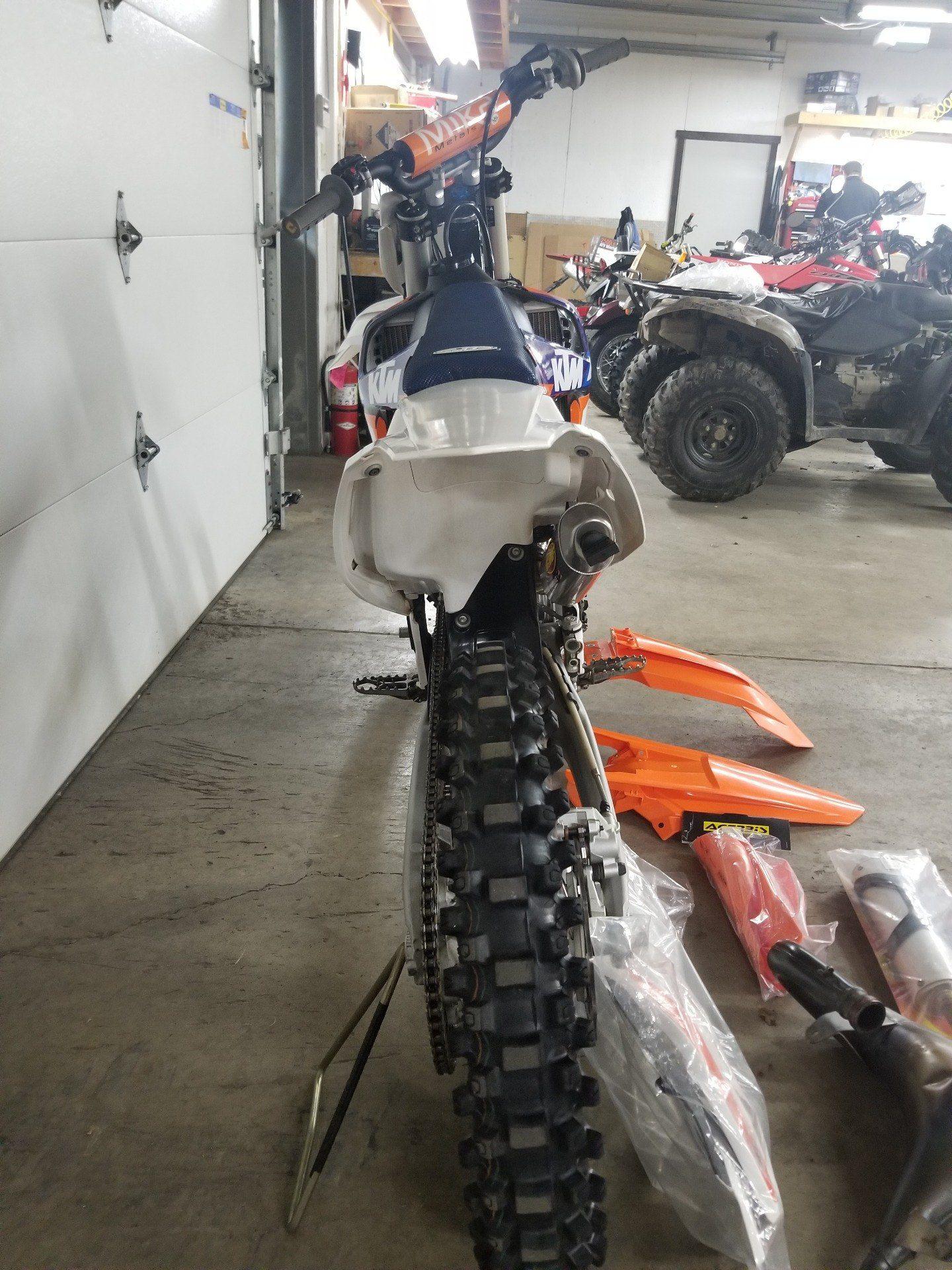 2017 KTM 150 SX in Spring Mills, Pennsylvania
