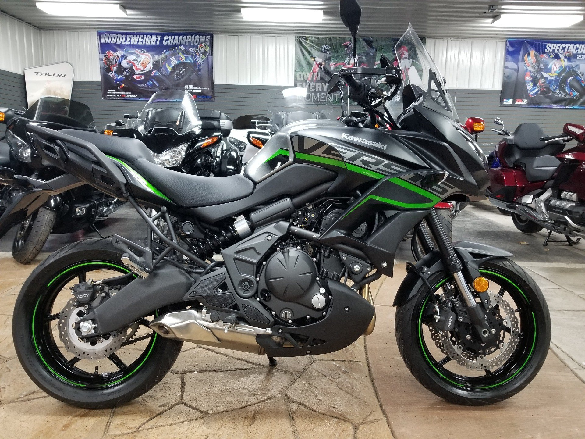 2018 Kawasaki Versys 650 ABS in Spring Mills, Pennsylvania - Photo 1