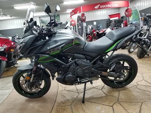 2018 Kawasaki Versys 650 ABS in Spring Mills, Pennsylvania - Photo 3