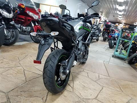 2018 Kawasaki Versys 650 ABS in Spring Mills, Pennsylvania - Photo 4