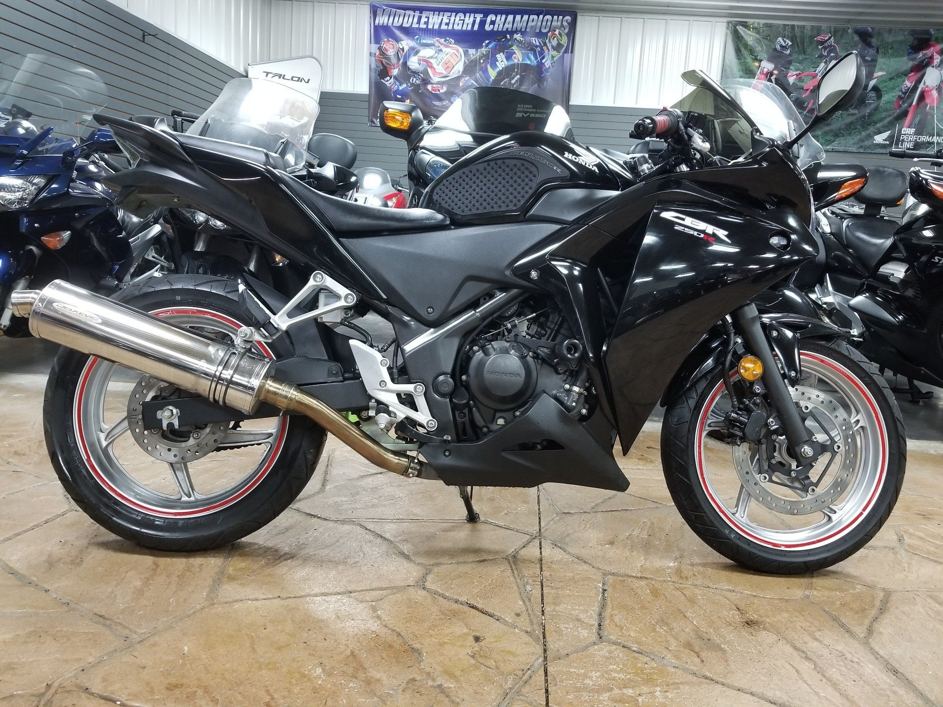 2012 Honda CBR250R in Spring Mills, Pennsylvania - Photo 1